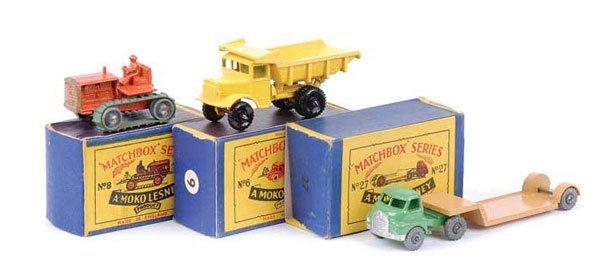 1004: Matchbox Regular Wheels 6b Euclid Quarry Truck