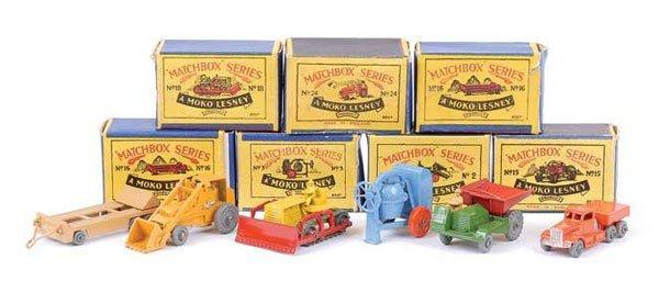 1006: Matchbox Regular Wheels No.2a Dump Truck