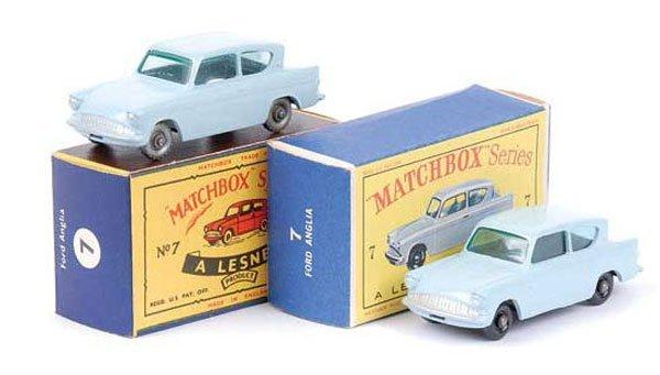 1009: Matchbox Regular Wheels No.7b Ford Anglia