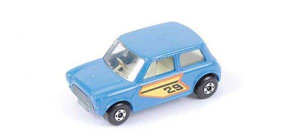 1473: Matchbox Superfast No.29 Pre-pro Racing Mini