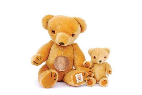 2007: House of Nisbet Bully Bear and Bully Minor