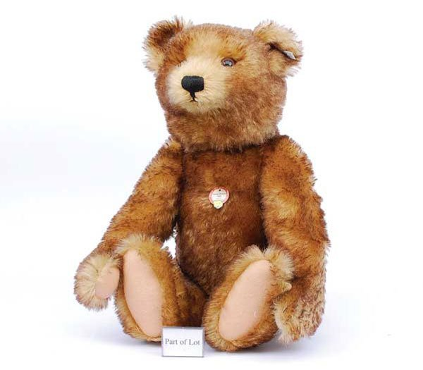 2008: Steiff Teddy Peace Replica