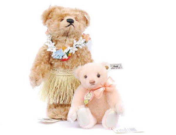 2011: Steiff Hobby Centre Toys Teddile Bear