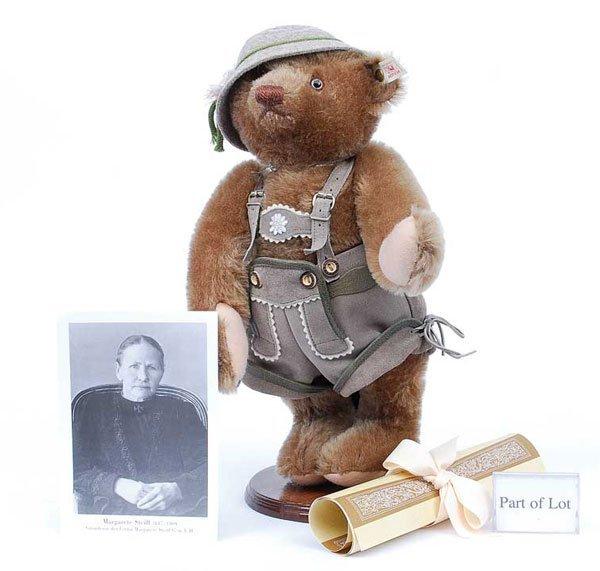 2013: Steiff Austria Bear, 1995
