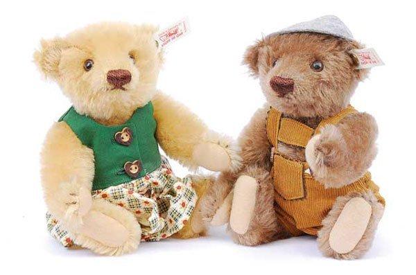 2015: Steiff Austria Bears, 1997
