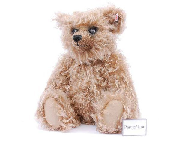 2017: Steiff UK Grizzly Ted, 2004
