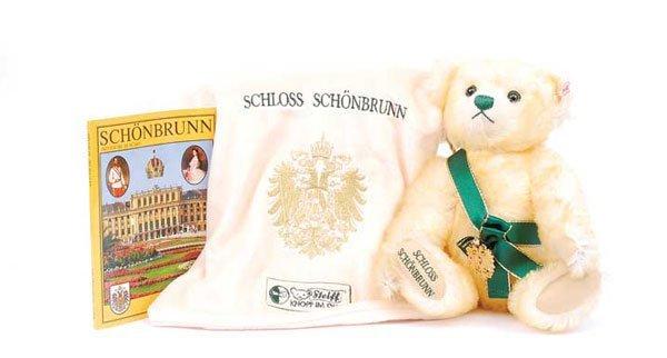 2018: Steiff Schoenbrunn Musical Bear, 2003