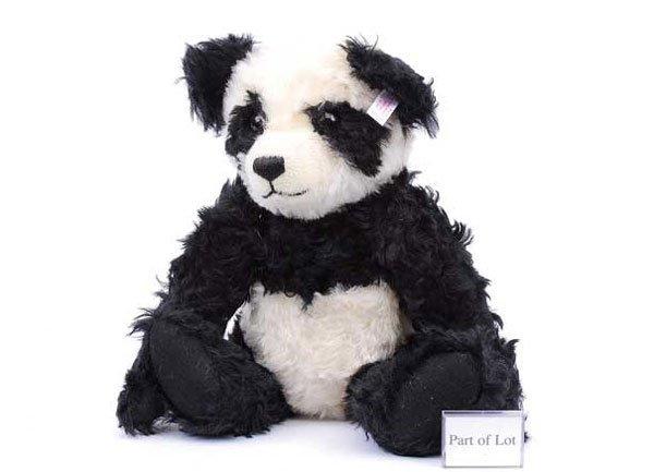 2019: Steiff UK Panda Bear, 2003