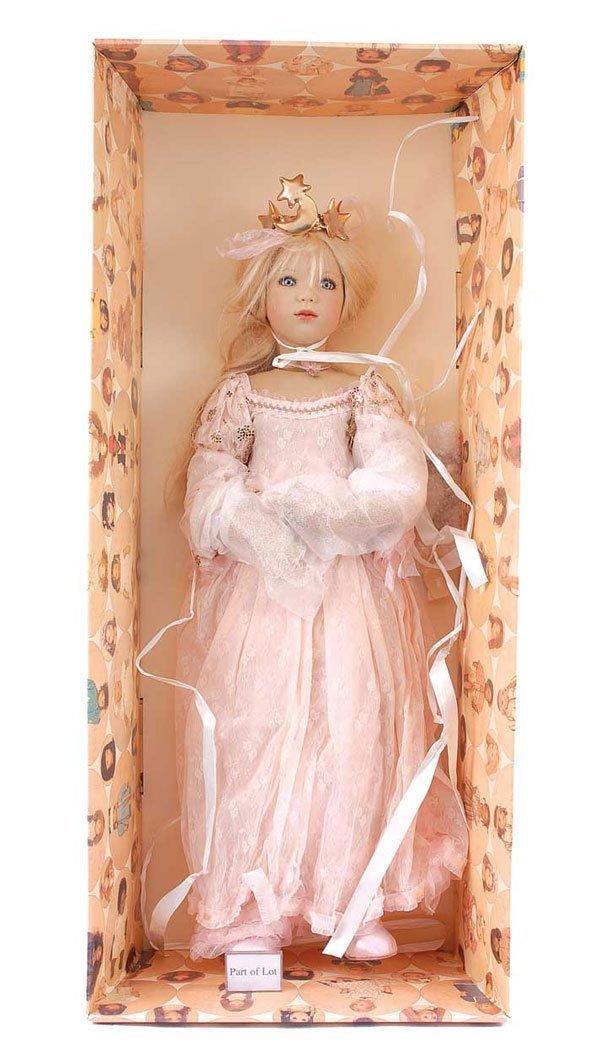 2188: Annette Himstedt Princess Moonstar Vinyl Doll