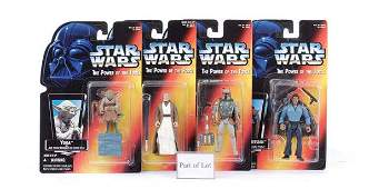 2513: Kenner (Hasbro) Power of the Force Figures
