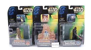 2517: Kenner (Hasbro) Power of the Force Sets