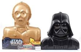 2524: Kenner (Hasbro) Star Wars Boxed Vehicles