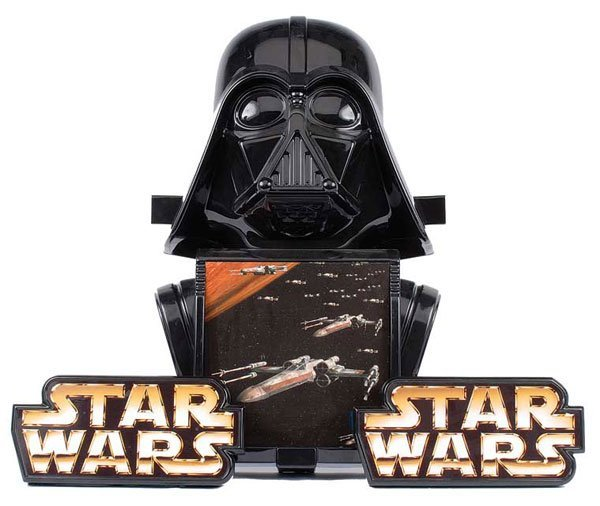 2588: Star Wars Toys R Us Darth Vader Shop Promo Unit