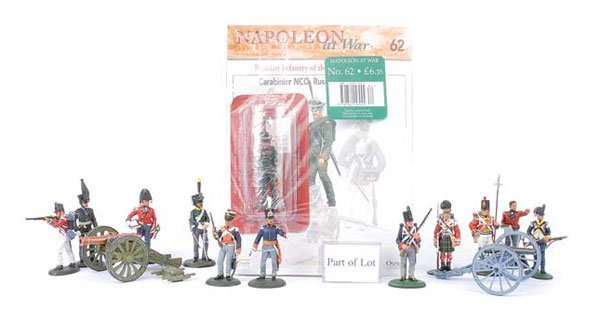 3009: Del-Prado/Osprey - Napoleon at War Series