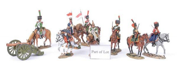 3010: Del-Prado/Osprey-Cavalry of the Napoleonic Wars