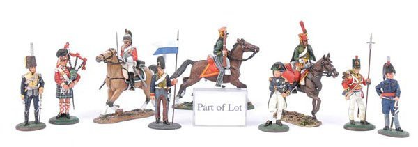 3011: Del-Prado/Osprey-Cavalry of the Napoleonic Wars