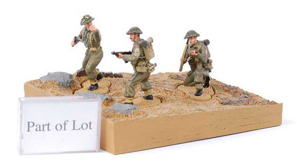3013: Britains-Collectors Club Ltd Edition D-Day Sets