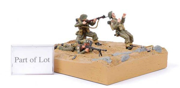 3014: Britains-Collectors Club Ltd Edition D-Day Sets