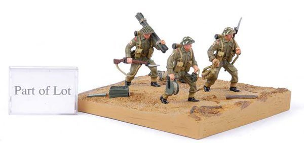 3015: Britains-Collectors Club Ltd Edition D-Day Sets
