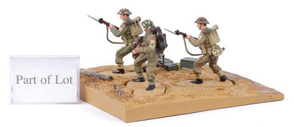 3016: Britains-Collectors Club Ltd Edition D-Day Sets