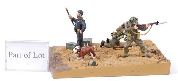 3017: Britains-Collectors Club Ltd Edition D-Day Sets