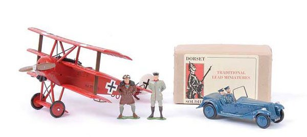 3023: Britains-Special Collectors Edn Series-WWI Range