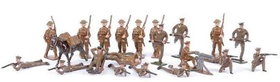 3263: John Hill & Co - Khaki Infantry