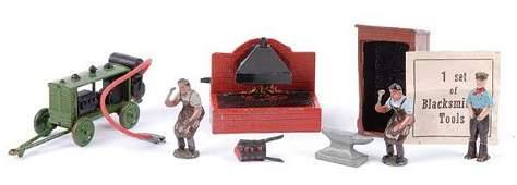 3408: Roydon - Blacksmith's Forge Set