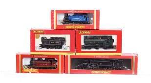 4086: Hornby Railways - A Group of Tank Locos