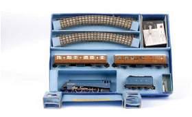 4307: Hornby Dublo EDP1 Post-war Passenger Train Set