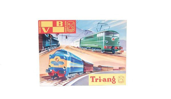4517: VB (Triang) and Triang TT French Catalogue