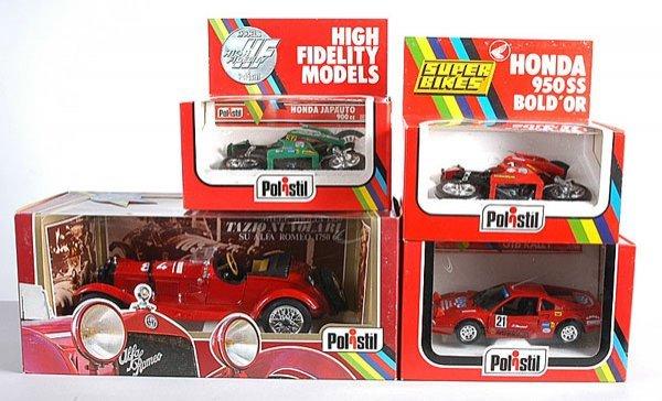 22: Polistil TG7 Alfa Romeo 17506C & Others