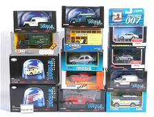 119: Corgi - A Group of Recent Issue Vehicles & Sets