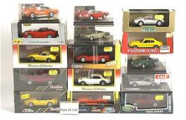 273 Vitesse Kyosho Revell  A Group of Sports Cars