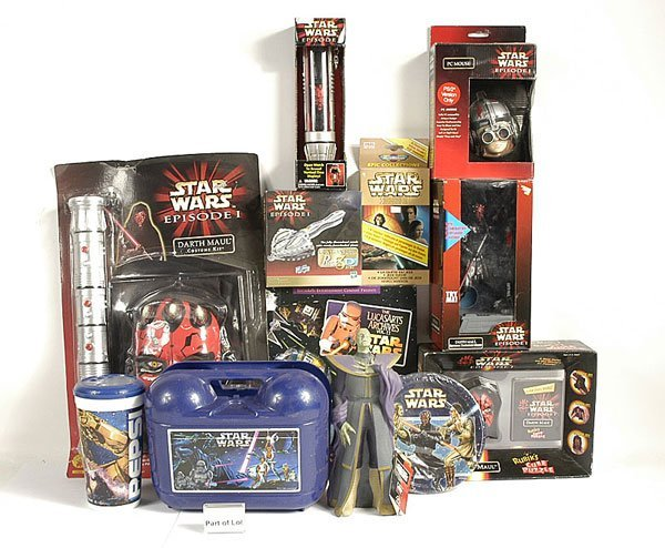 370: Star Wars Recent Issue Items