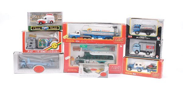 1720: Tomica Dandy - A Group of Commercials