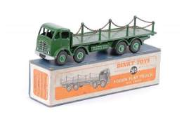 2390: Dinky No.505 Foden Flat Truck with Chains
