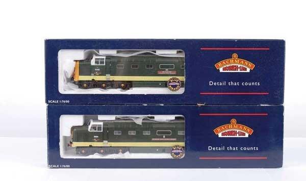 3003: Bachmann - 2 x Co-Co Class 55 Deltic Diesels
