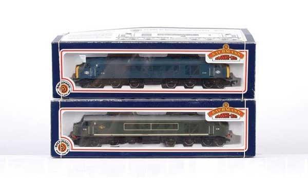 3024: Bachmann 1Co-Co1 BR Class 46 Peak Diesel Locos