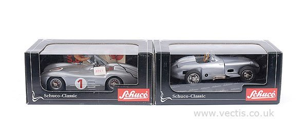 23: Schuco Classic - A Pair of Racing Cars