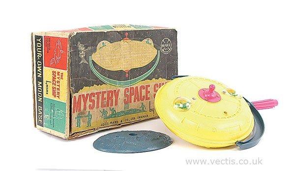 461: Marx Toys (UK) Mystery Spaceship