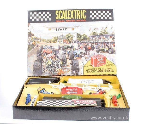 1003: Scalextric Set No.70