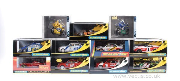 1009: Scalextric No.C2298 Opel Coupe & Others