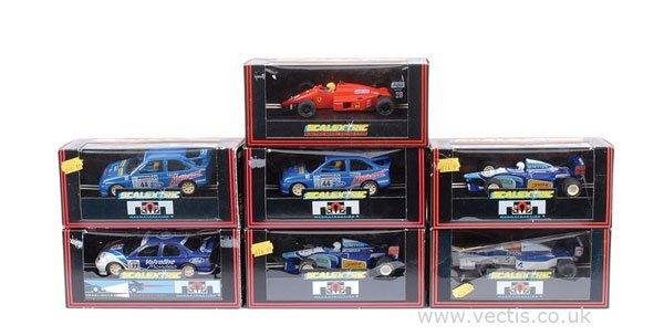 1010: Scalextric No.C2027 Ford Escort Motorsport