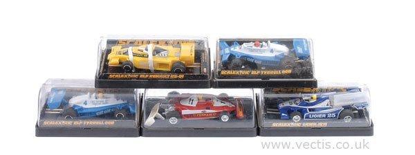 1013: Scalextric No.C137 Ligier JS11 & Others