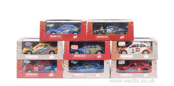 1014: Nico No.50139 Mercedes Benz & Others