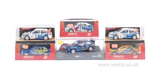 1015: Nico No.50138 Audi A4 & Others