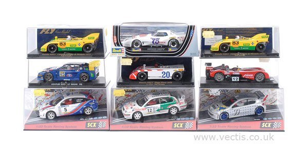 1017: Fly Venturi, Panoz, 3 x Porsche 908/3 & Others