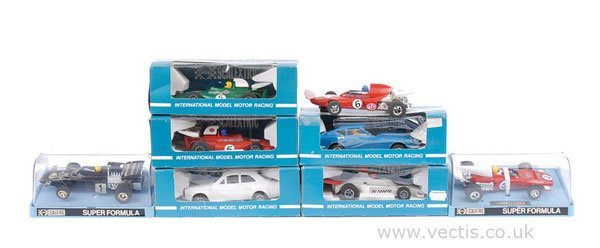 1019: Scalextric No.C052 Ford Escort Mexico & Others