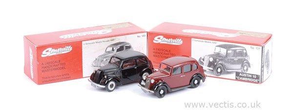 2002: Somerville No.103 Ford Popular E103